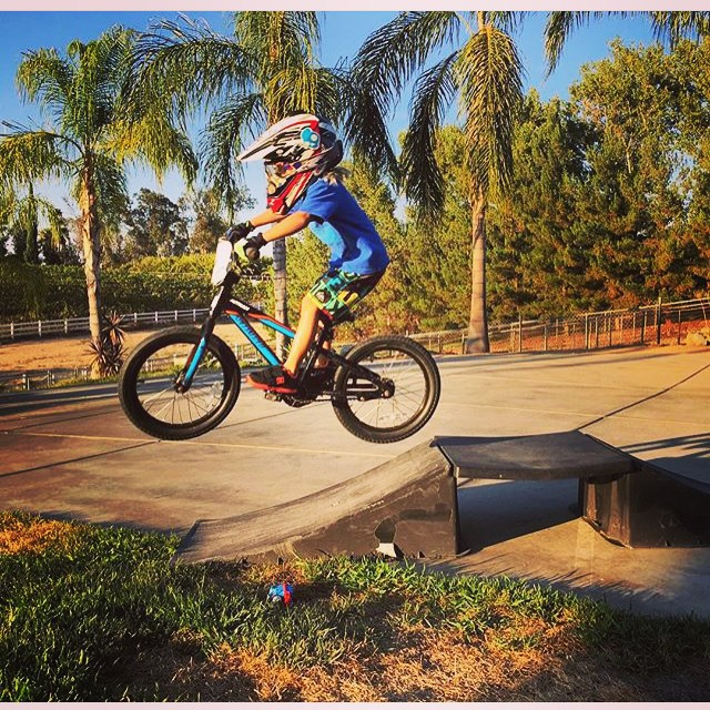 The journey to clearing 100ft table tops starts here #bmx #mx #mtb #ride #race #actionsports @bmxgroms @dcshoes @ridebmx @tld_bike @totalbmx @woodwardbmx @supercrossbmx @bmxaustralia @sidimotousa @mtfmx