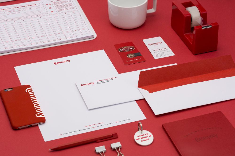 Community_CorporateIdentity_AllPieces_HungryStudio