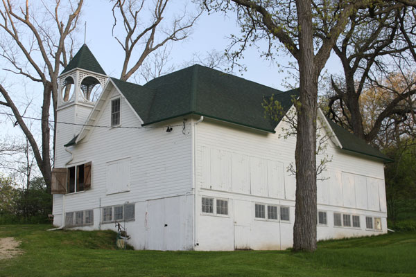 Wilhelm Tell Shooting Barn Exterior
