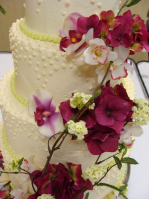 Order silk cake flowers online silk wedding flowers and bouquets minneapolis silk florist wedding cake flower decorationg junglespirit