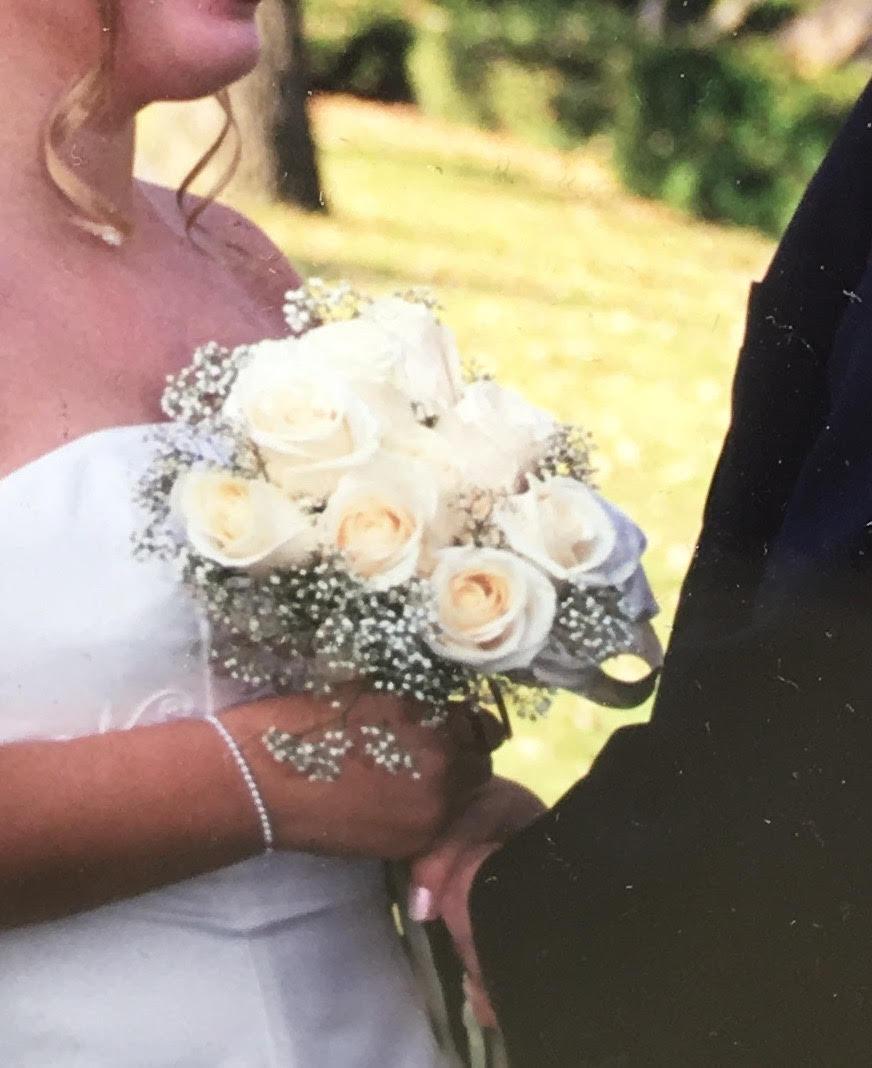 The original bridal bouquet.