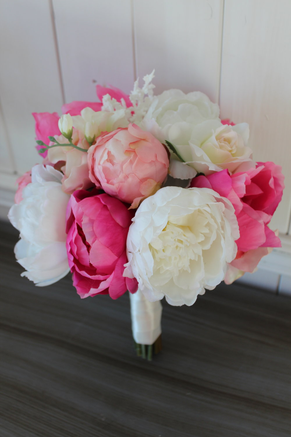 Bridal Bouquet Recreation