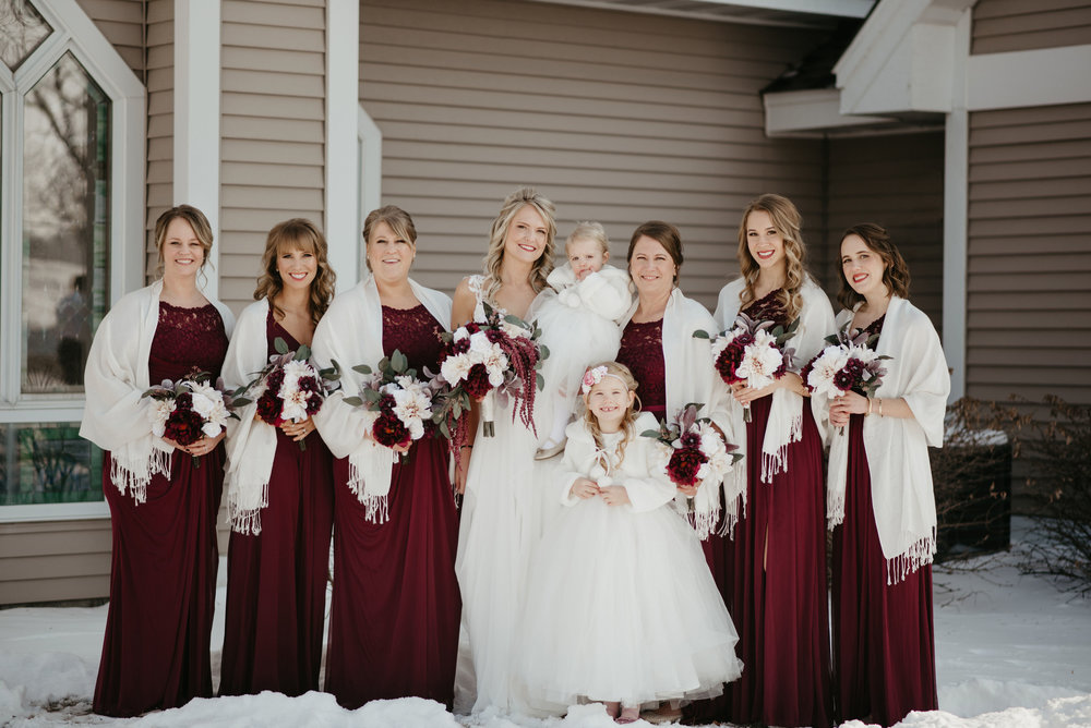 Burgundy-modified-cascade-silk-wedding-bouquet-roses-eucalyptus-branches-bridesmaids-flower-girl.jpg