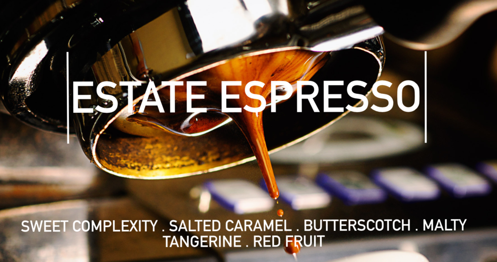 Estate Espresso Blend