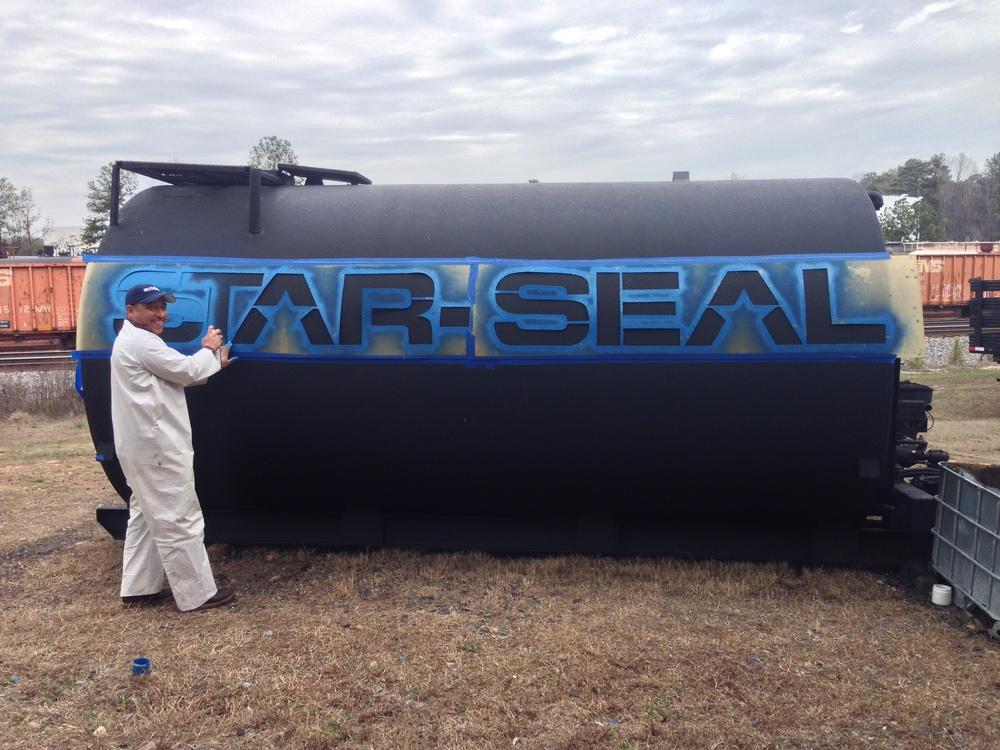 Sealcoating Myrtle Beach, South Carolina