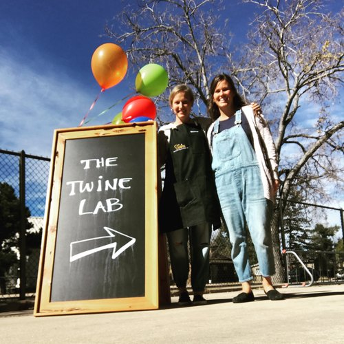Renee and Whitney - The Twine Lab team, Renee and Whitney, have 18 years combined experience in elementary education. Despite a passion and commitment to the public school classroom, they wanted to create a space for children to learn by doing. They founded The Twine Lab on the belief that children need space to be creative – and their hope is that The Twine Lab will become a laboratory for the development of natural curiosity and experimentation.When collaborating with Whitney and Renee at The Twine Lab, students will be encouraged to ask questions, experiment safely, and build belief in themselves and their abilities.