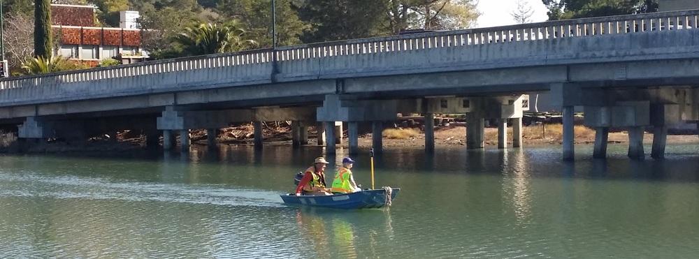 Hydrographic Surveys     Quick Contact