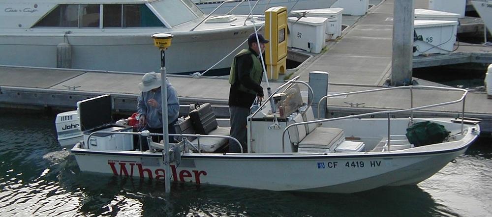 Hydrographic Surveys Monte Sereno     Quick Contact