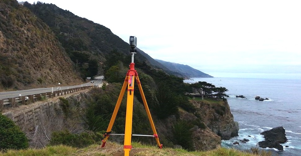HD 3D Laser Scanning   Quick Contact