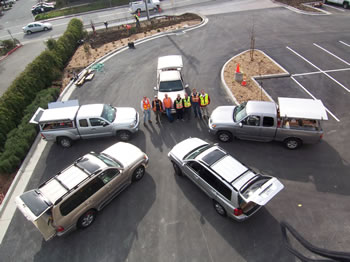 Suisun City ADA Surveying Services