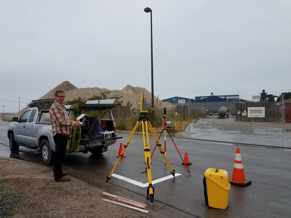 Drone Survey Operator