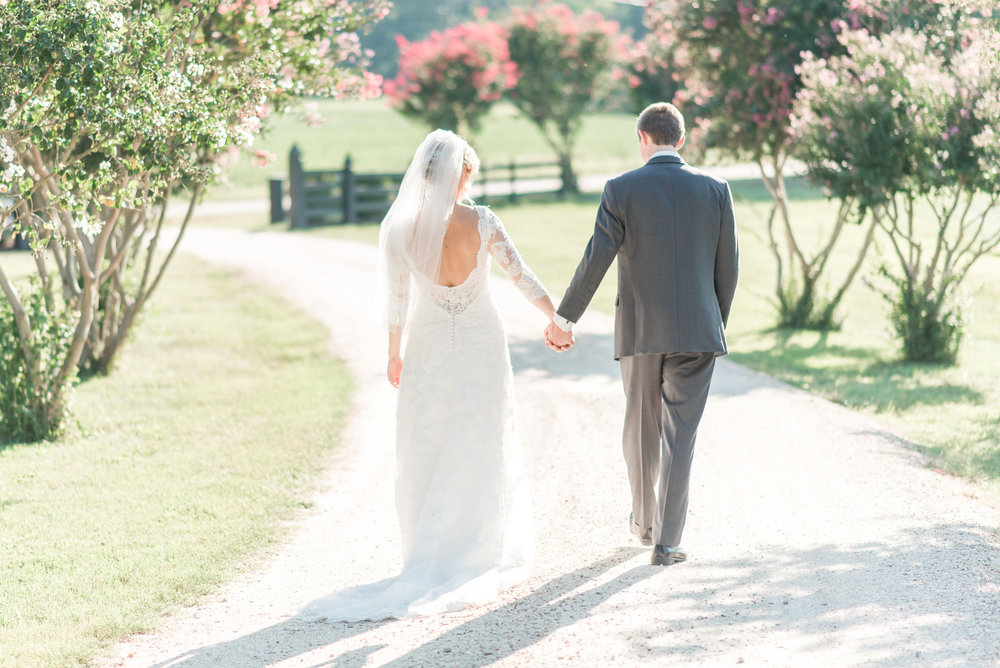 Couple Walking in the Entryway