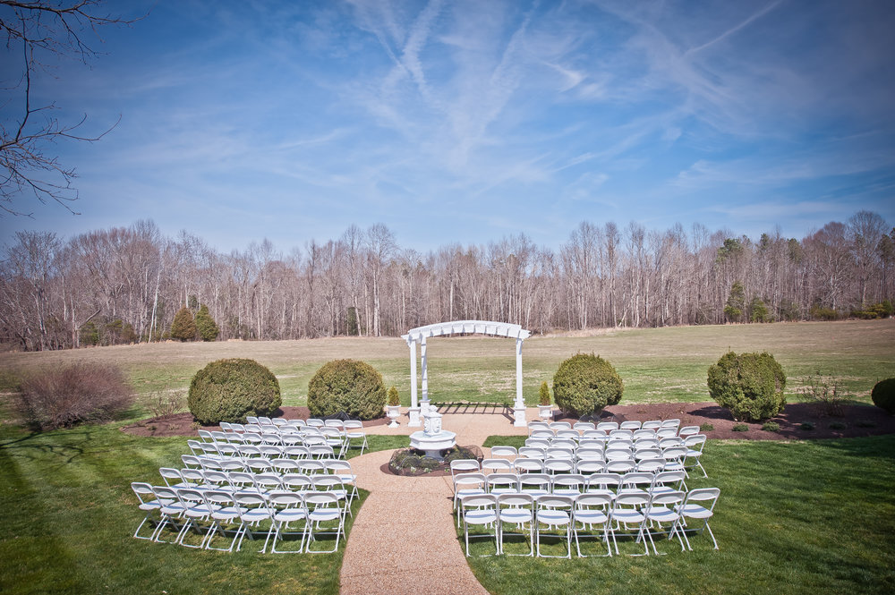 Ceremony on the Lawn