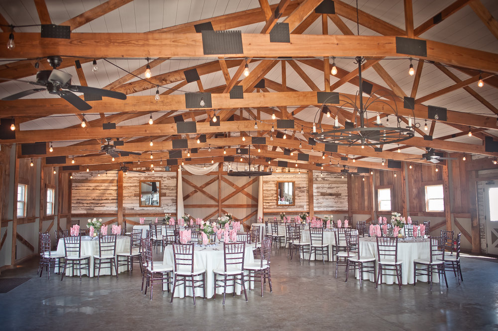 Empty Tables with Pink Napkins.JPG