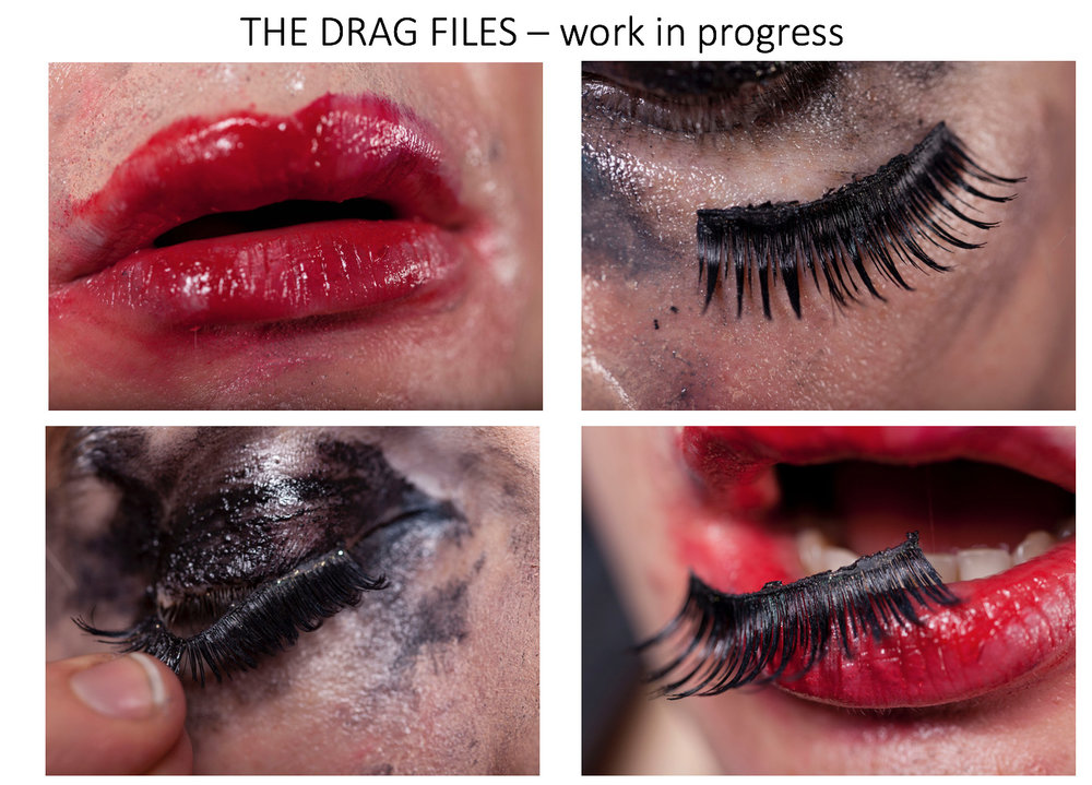 I talked about some recent ideas based around drag, the body and the work that goes into it...