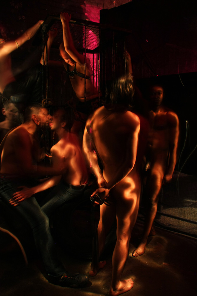 DARKROOM - Erotic Awards - Night of the senses - 2011