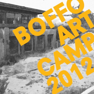 Boffo Art Camp 2012