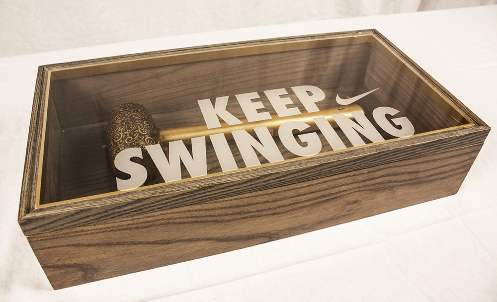 Nike Keep Swinging Award