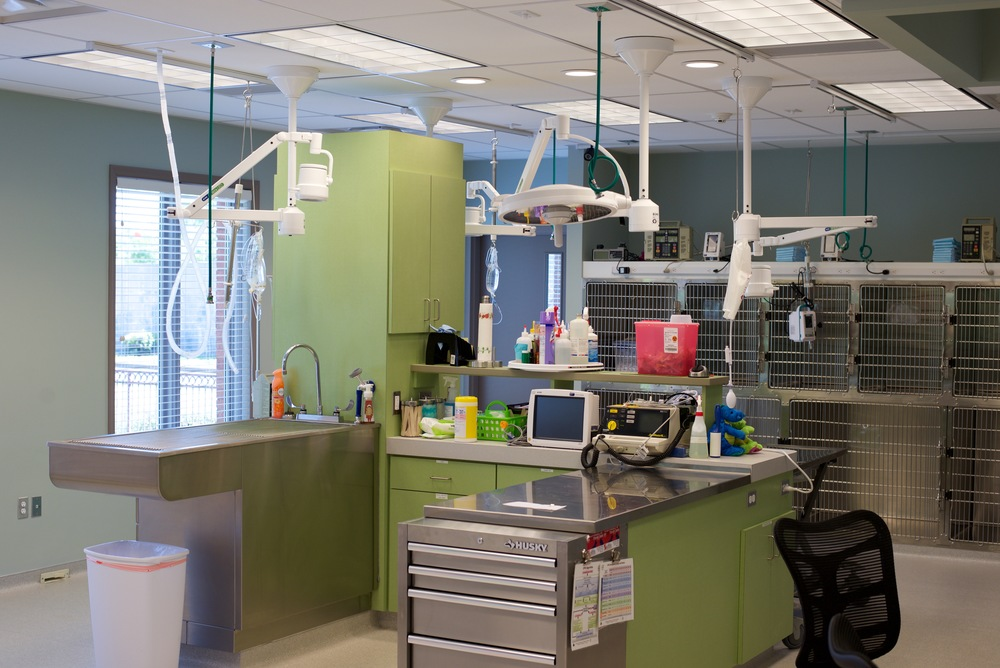 Our AVS ER Treatment Room