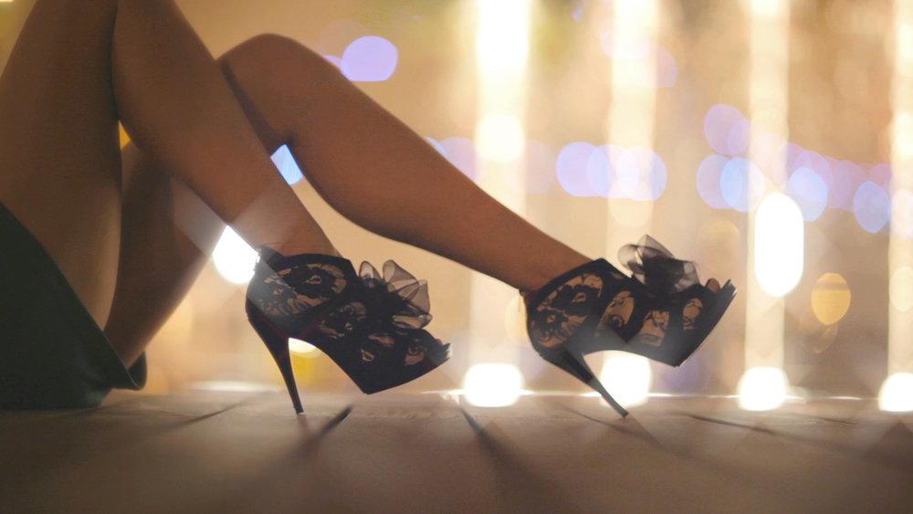 Derek McCoy Footwear - 2011.Derek releases boutique line of women's high heels.