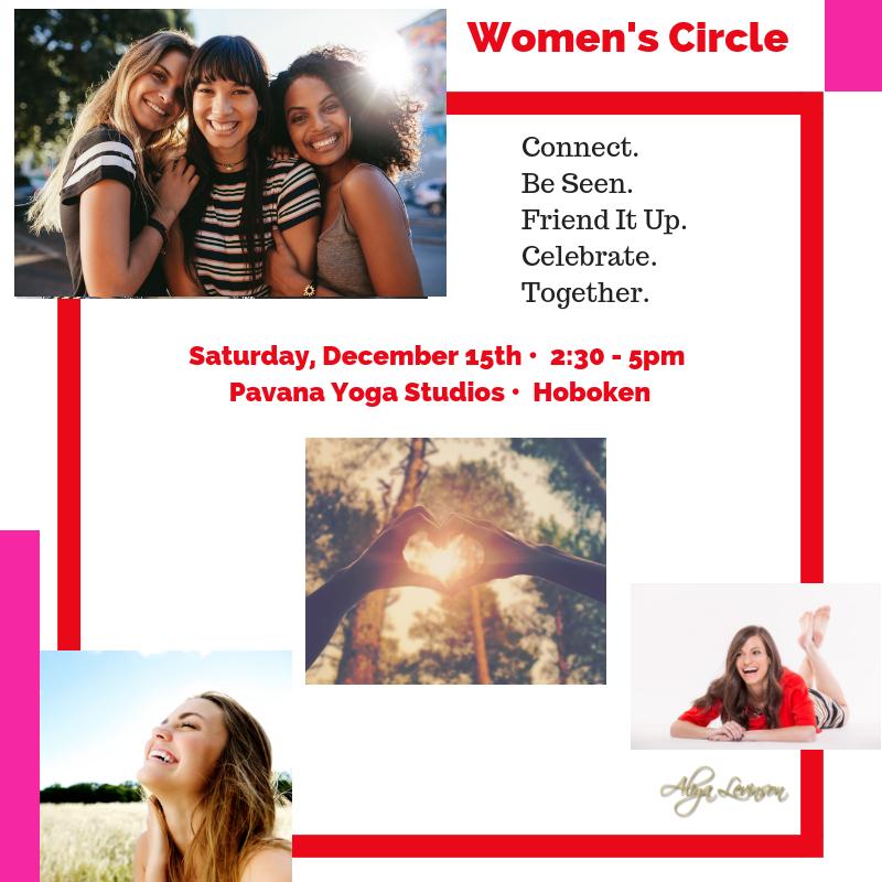 Women's Circle, December