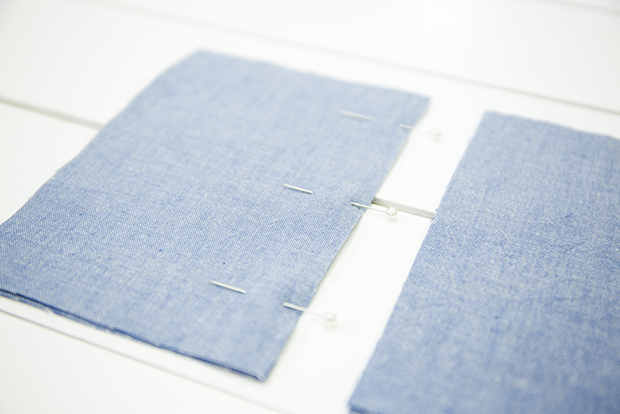 HOW TO PIN SEAMS - www.CLOTHSTORY.com