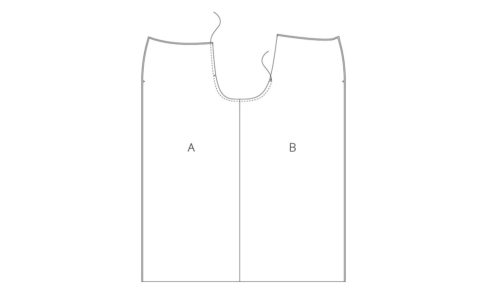 DIY Wide-leg pants with FREE printable sewing pattern and video tutorial. ClothStory.com