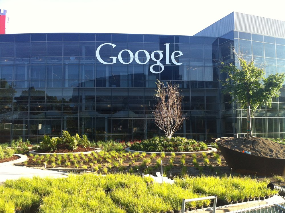 Google Campus — Devious Republic