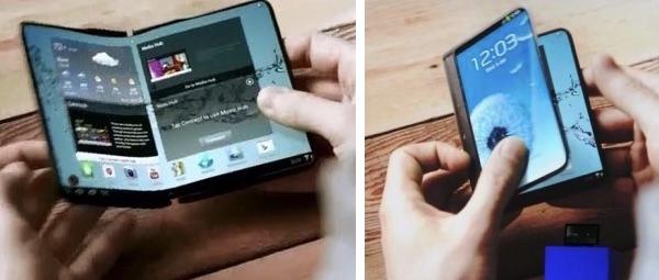 Samsung Foldable Smartphone — Devious Republic