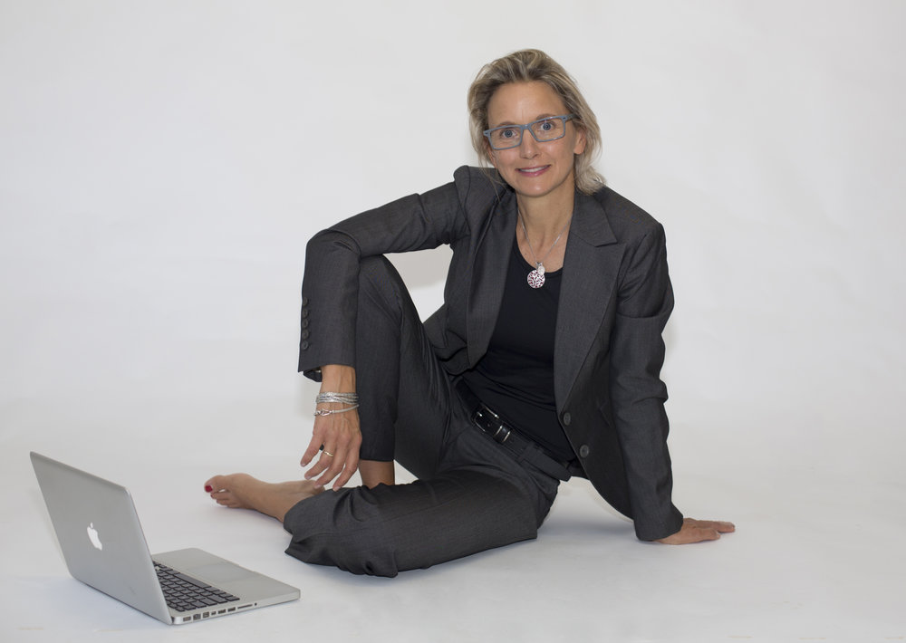 That's me: Silke Herwald