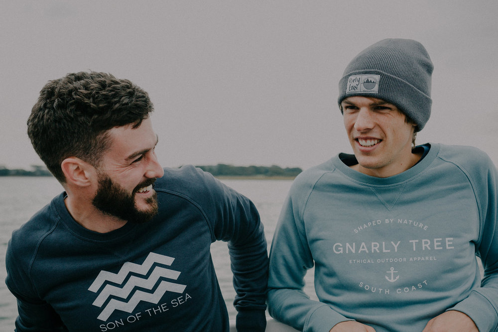Gnarly Tree Clothing Sailing Chichester