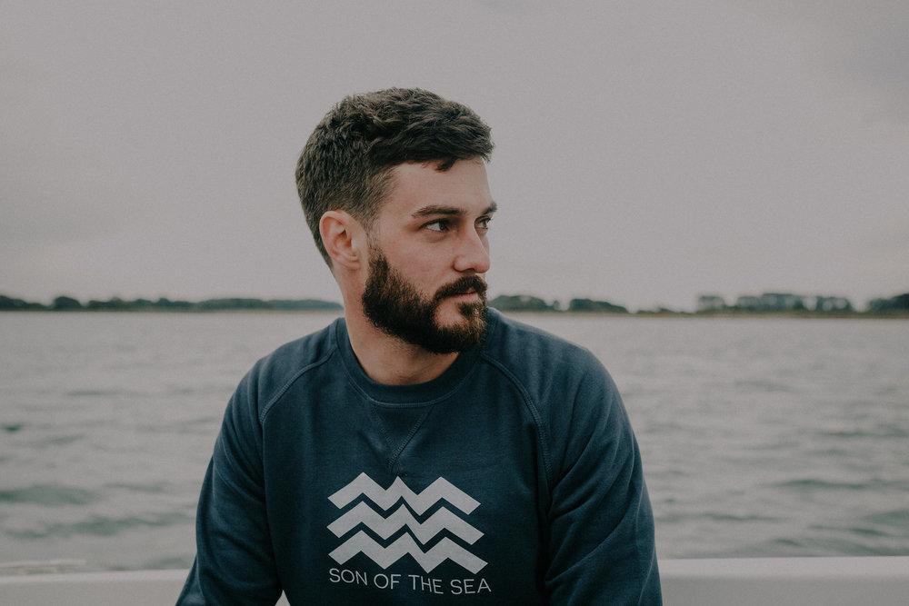 Son of the Sea Sweatshirt