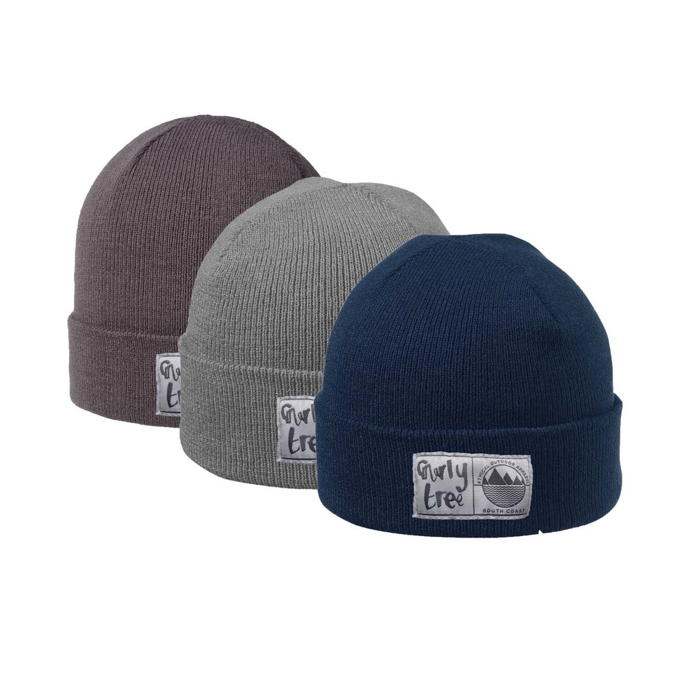 Fair Wear Beanies - Essential winter warmers.