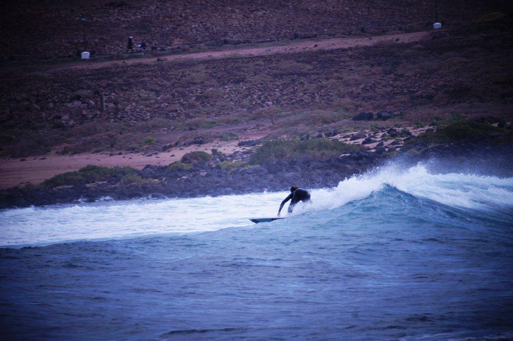 La Santa surf