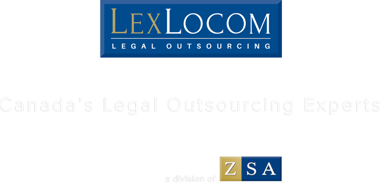 LexLocom Legal Outsourcing