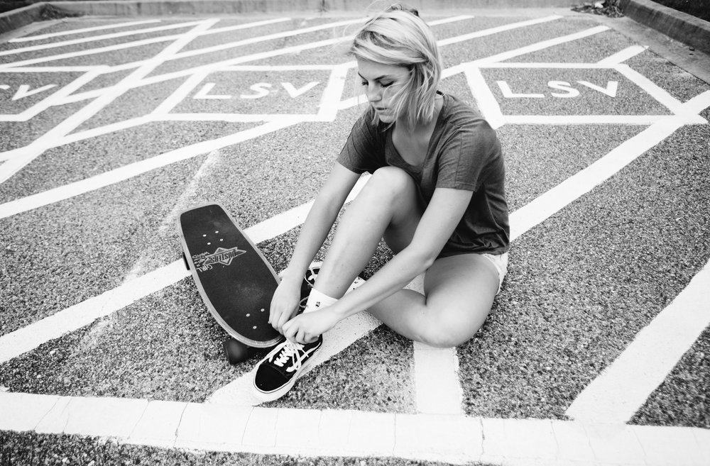 Girl is not a 4 letter word elise crigar founded by skateboarding legend cindy whitehead girl is not a 4 letter word is a movement and brand whose goal is to give women in action sports the same expocarfo Images