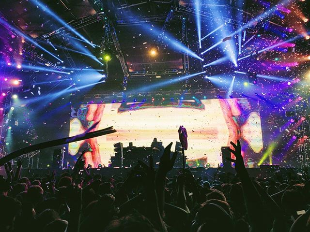@bassnectar put the BASS in BASS CAMP! #pembyfest #WHF16 #festivalseason