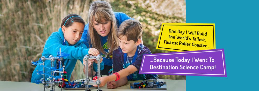 Destination Science Camp Ventura