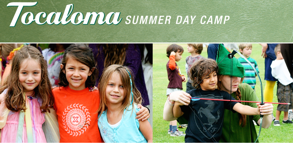 Tocaloma Day Camp