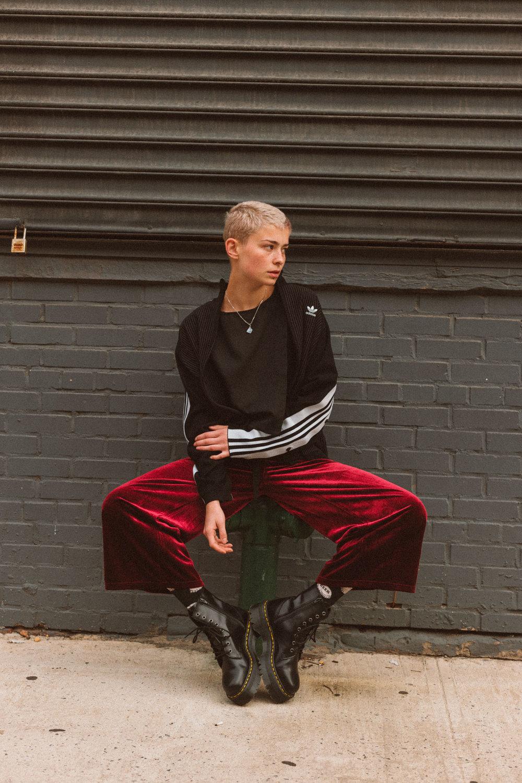 Ella for Fashion Grunge -