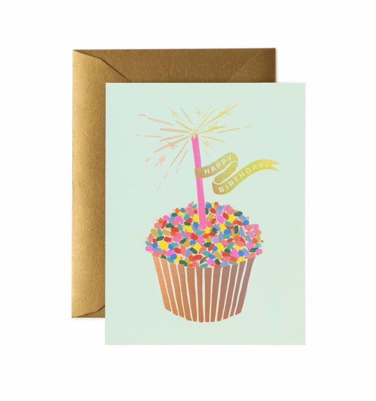 Cupcake Birthday Card Cooper Dash