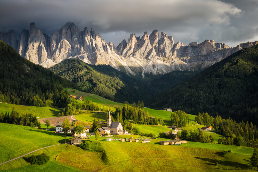 Tranquil Dolomites