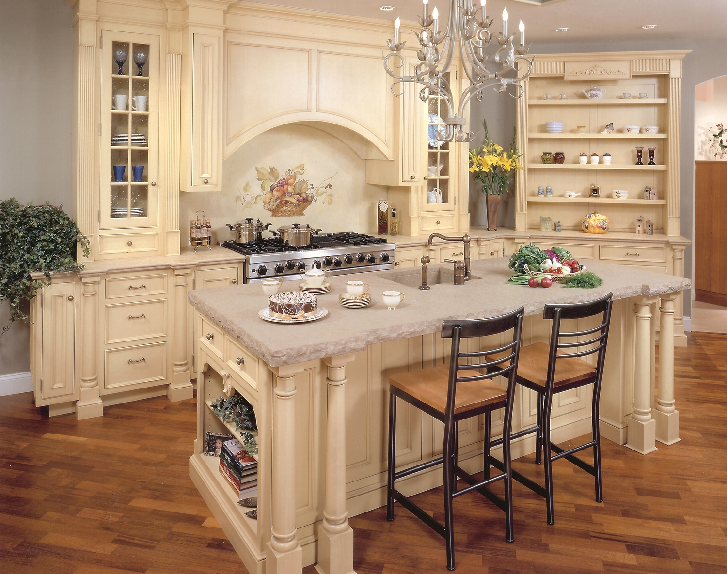 New York Kitchen Remodeling Updated Kitchen New York House Decor