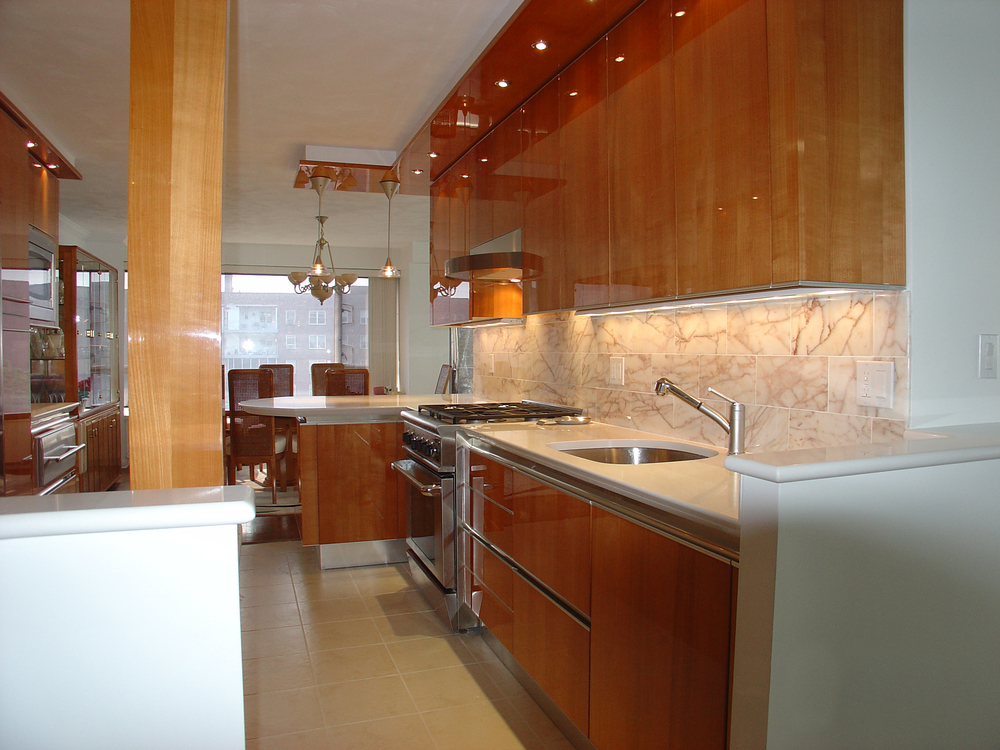 Modern Kitchen Design New York City