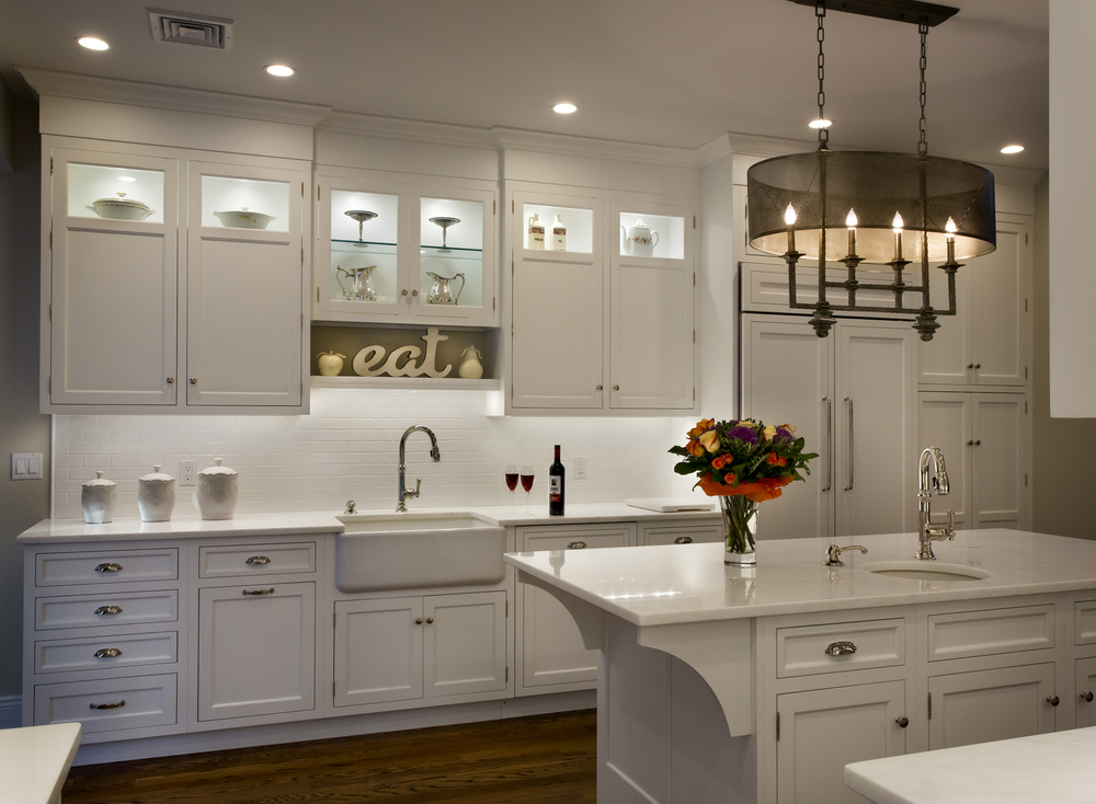 Beautiful Magnificent RUTT Handcrafted Kitchen In Great Neck, NYu0026nbsp;