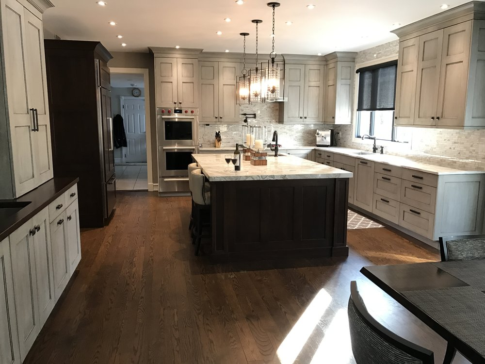 Traditional Kitchen Cabinetry Design And Remodel