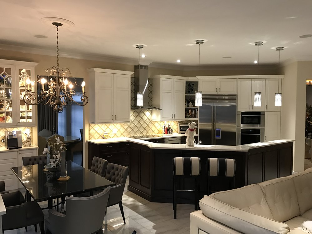Custom Kitchen Cabinets, New York, NY