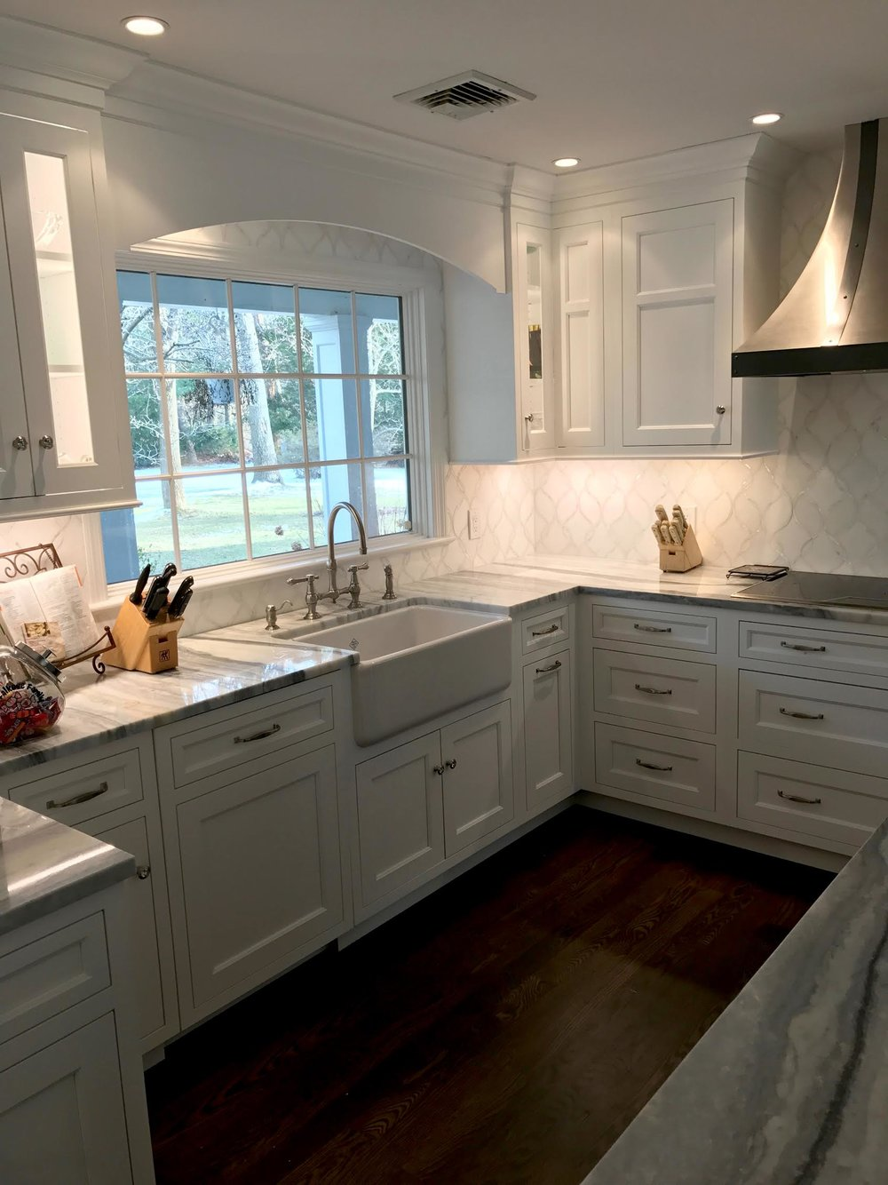 Charming Spectacular Rutt Kitchen In Great Neck, NY