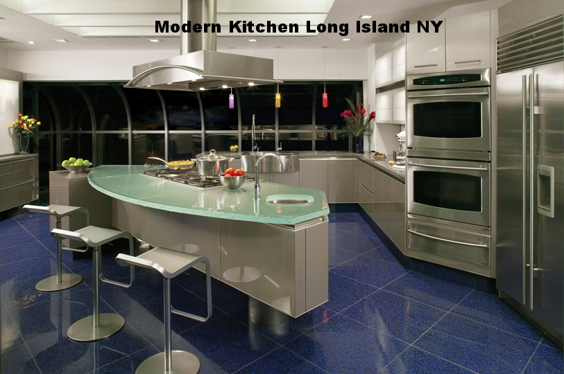 Contemporary Italian Kitchen Cabinetry