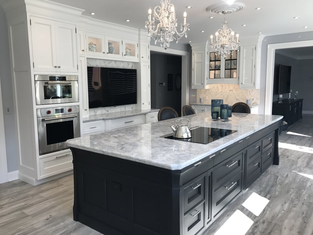 Rutt Kitchen Cabinets Oyster Bay Cove